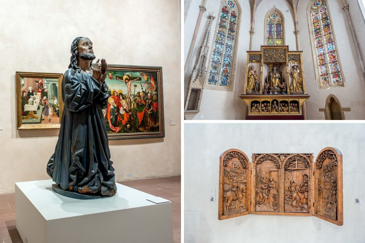 Religious art and sculptures