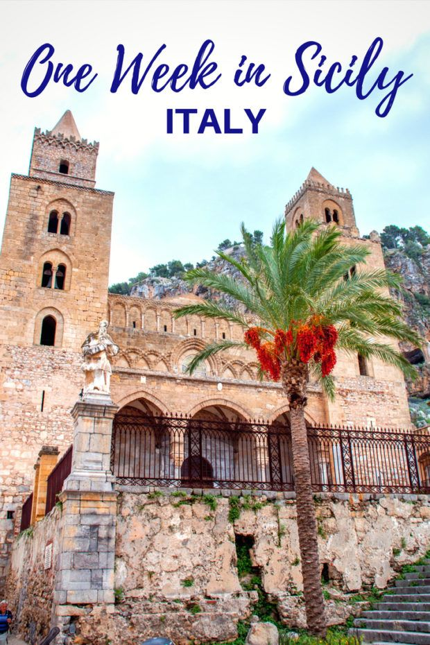Best Places to Visit in Sicily: Charming Towns and Cities