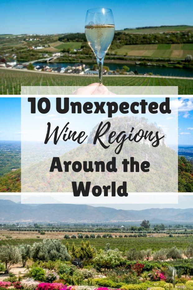 10 Unexpected Wine Destinations Around the World