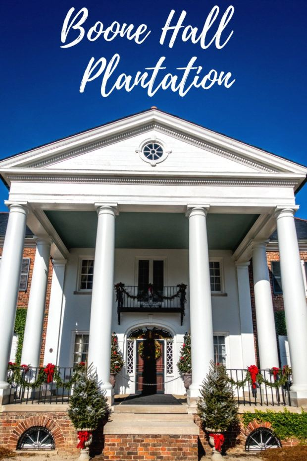 The Two Sides of Antebellum Life: Taking a Boone Hall Plantation Tour