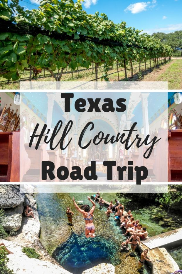 The Perfect Texas Road Trip