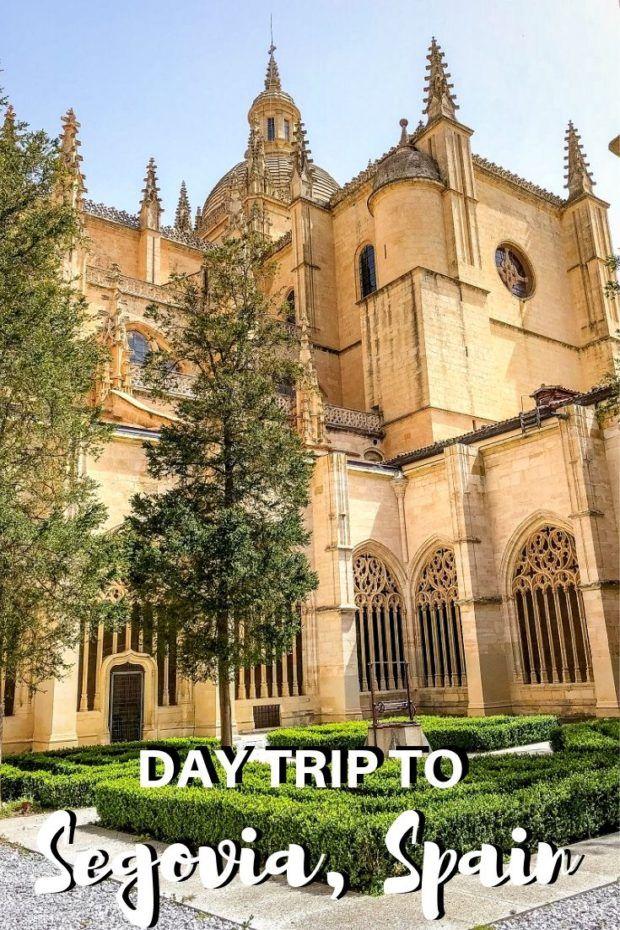 An Enchanting Day Trip to Segovia, Spain