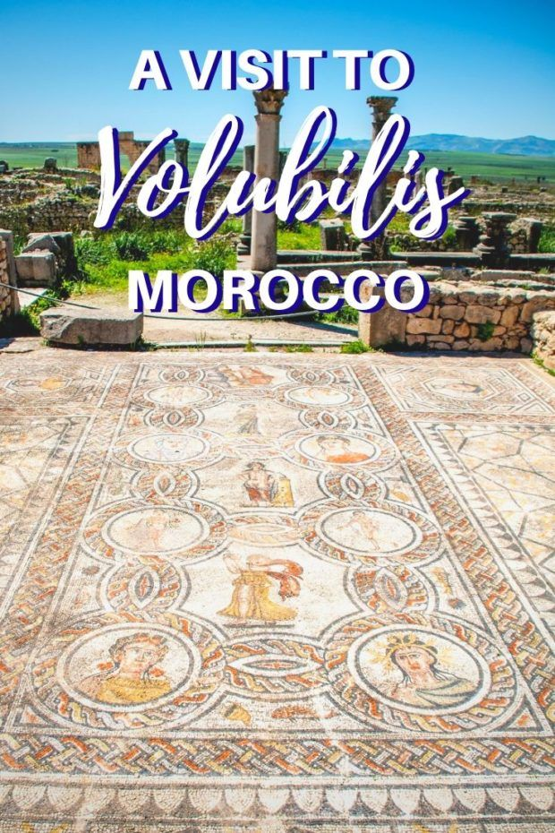 A Visit to the Ancient Roman Ruins of Volubilis