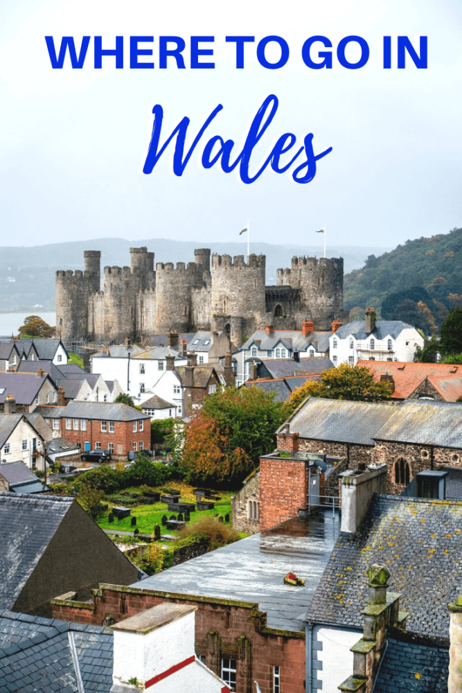 14 Best Places to Visit in Wales