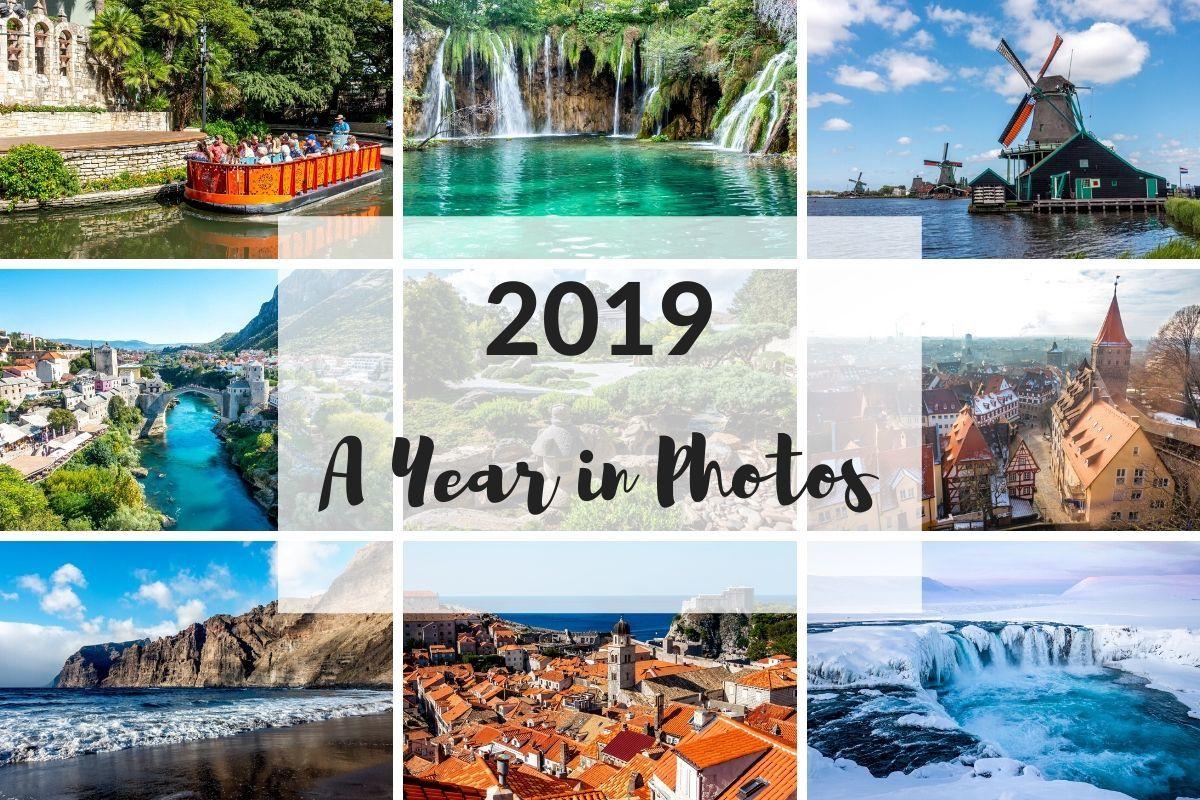 2019 Photo Montage