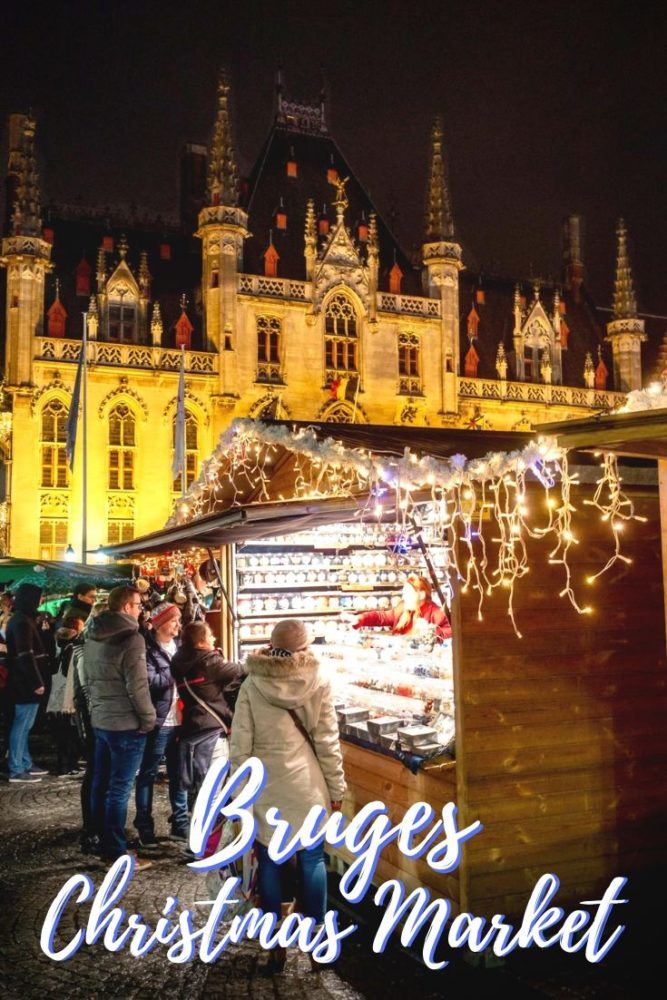 Visiting Bruges Christmas Market: What to Do, See, and Eat in Belgium's Coziest City