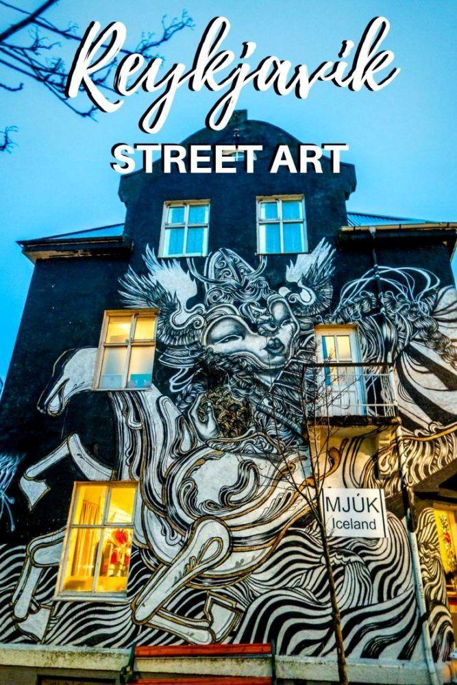 Mural Time:  Discovering the Reykjavik Street Art Scene