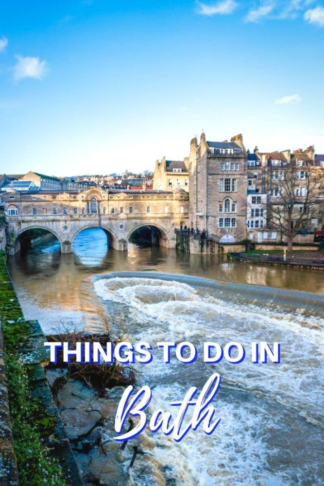18 Best Things to Do in Bath, England