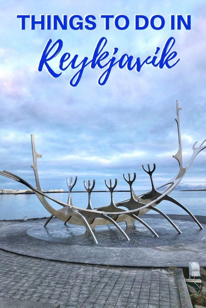 19 Top Things to Do in Reykjavik