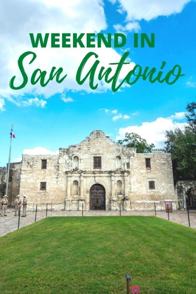 The Perfect Weekend in San Antonio Itinerary
