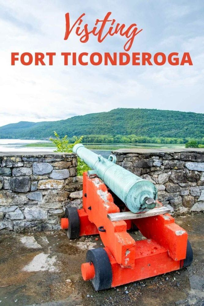 Visiting the Key to the Continent, Fort Ticonderoga