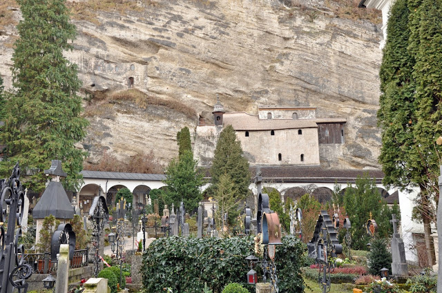 The Cemetery in Salzburg